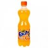 Fanta apelsin, 0,5 l.